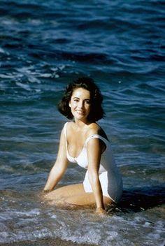 Beautiful Elizabeth Taylor