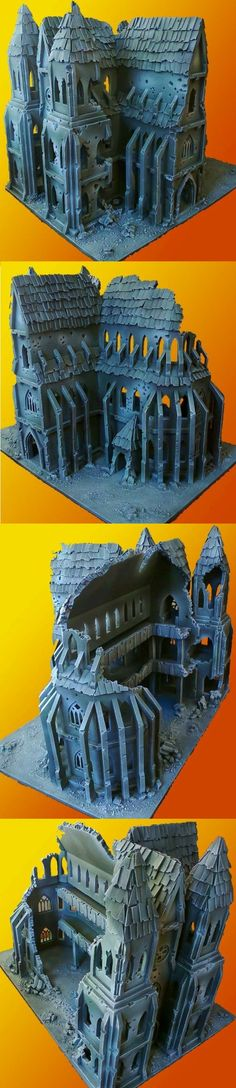 CoolMiniOrNot - Imperial Cathedral by rohan5                                                                                                                                                                                 More