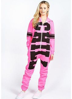 Pink Chill Out Womens Adult Onesie $52 - Shop More http://www.australiaqld.com/adult-onesies/