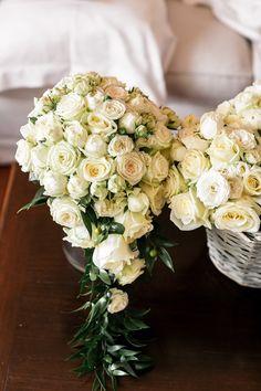 Vogue-Inspired Fairytale Italian Wedding on Karas Party Ideas | KarasPartyIdeas.com (29)