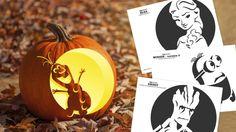 Pumpkin carving temp