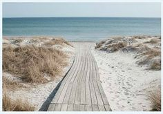 Coastal Style, wow this is heavenly - decking, grey weathered timber - love!