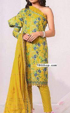 Pakistani Lawn Suits, Pakistani Dresses, Fashion Pants, Fashion Dresses, Add Sleeves, Lawn Fabric, Shalwar Kameez, Body Size, Indian Outfits