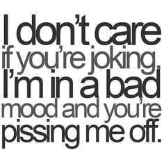 i dont care for your exes I care about you | don't care if you're joking – Cool Quotes
