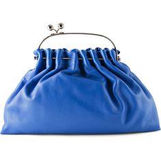 Another amazing handbag from Hester van Eeghen called the the Petticoat!