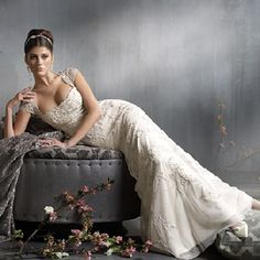 ivory wedding gowns 2012