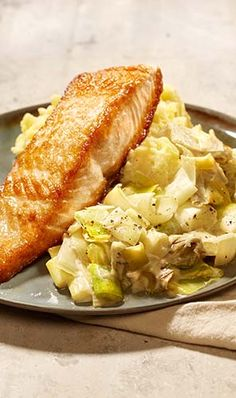 Good Food, Yummy Food, Tasty, Healthy Diners, Cabbage Soup Recipes, High Protein Low Carb, Dutch Recipes, Filets, Meal Prep
