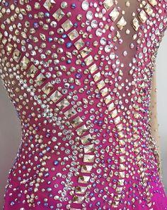 Detail Lisa McKinnon dress