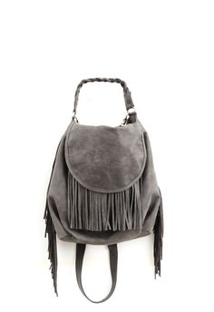 Fringe bag  by Stella and Lori