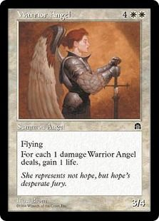 Warrior Angel (Stronghold)