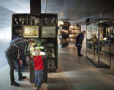 Gallery - Danish National Maritime Museum Permanent Exhibition / Kossmann.dejong - 7