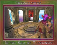Hall of Thresholds; 3D computer graphic art from Bill M. Tracer Studio at Picable: http://www.picable.com/Art/Digital-Art/Hall-of-Thresholds.273007