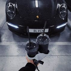 All black everything -----------------------------------------------------------. by About Men's Life🌟 Black Like Me, Back To Black, Wallpaper Carros, I Got The Juice, Black Porsche, Black And White Aesthetic, Black Luxury, Aesthetic Colors, Black Canary