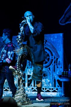 Five Finger Death Punch first theatre show aboard ShipRocked Jason Hook, Ivan Moody, A Monster Calls, I Walk Alone, Theatre Shows, Full Beard, Five Fingers, 4 Life, Cool Bands