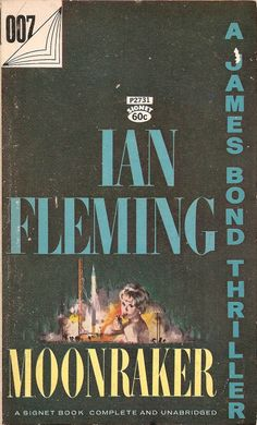 Check out Pete's review of Ian Fleming's Moonraker here: http://chaptersandscenes.wordpress.com/2014/05/19/pete-reviews-moonraker/