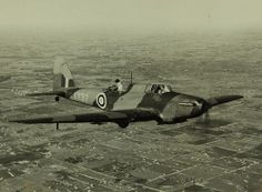 March 10, 1936: First flight of the Fairey Battle prototype K4303