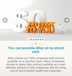 Businesses, why Aflac? From Aflac.com