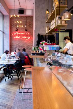 Where to Eat in London: Holborn Grind