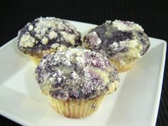 Eat Cake For Dinner: THE BEST BLUEBERRY MUFFINS EVER
