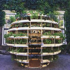 Spherical 'Growroom' Offers a Delightfully Fresh Solution to Sustainable Urban Farming - My Modern Met