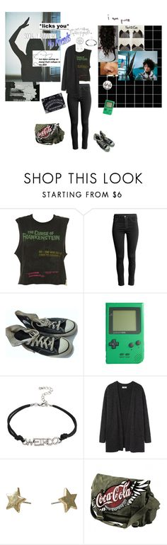 """Unnamed"" by memequeen1013 on Polyvore featuring Converse, Hot Topic, Burton, Acne Studios and Mint"