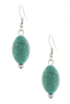Type 2 Mint To Be Earrings - $10.97
