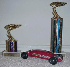 Secrets and Tips on Winning a Pinewood Derby and Design for a Fast Pinewood Derby Car 02/18/13