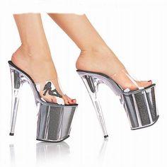 high heels Open Toe Shoes, These Girls, Dance Wear, Civil Service, High b2f0999139