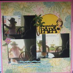 Serenading Papa - Scrapbook.com