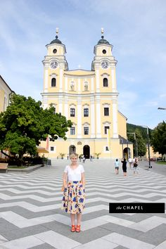 The Sound of Music tour, Salzburg, Austria