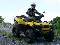 #Quad / ATV Fahrsicherheitstraining Quad/ATV #Fahrsicherheitstraining (Basis-Training) für alle Klassen mit Straßenzulassung. Schutzkleidung ist erforderlich!