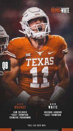 Texas Football (@TexasFootball) | Twitter University Of Texas Football, Nfl Football Players, College Football Teams, Texas Longhorns Football, Team Mascots, Nfl Logo, Nike Wallpaper, Football Wallpaper, Poster Ideas