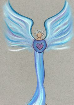 Remeriel Get your own intuitive angel drawing from www.angelsco.nl ♥
