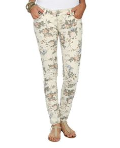 Floral Printed Skinny Jean: http://www.wetseal.com/catalog/product.jsp?categoryId=103=1415=57249