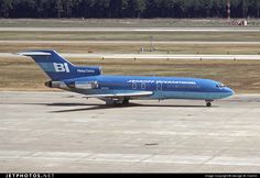 Photo of N7275 - Boeing 727-27C - Braniff International Airways
