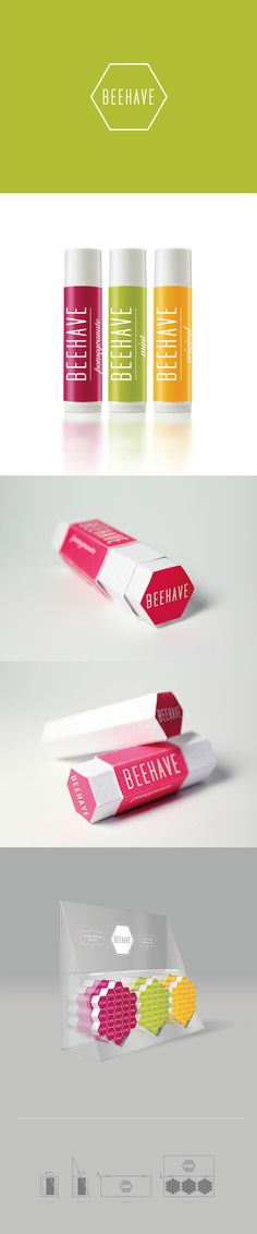 Behave packaging branding love PD