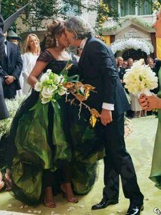 Tina Turners July 2013 wedding celebration