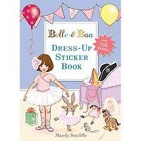 Dress-Up Sticker Book