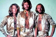 @mrdrewscott, @mrjdscott and me as the disco legends, The Bee-Gees this Halloween? We're staying alive!