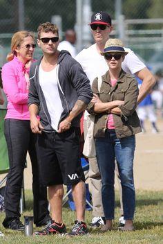 Pin for Later: Ces Célébrités Nous Prouvent Qu'il Est Possible de Rester Amis Avec Son Ex Reese Witherspoon et Ryan Phillippe