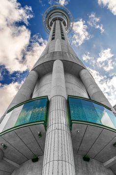 Auckland Skytower, NZ, roberto portolese