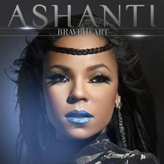 Ashanti wears Blue Lipstick in New Video with Busta Rhymes