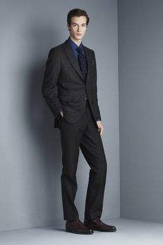 Dunhill Fall/Winter 2016/17 - London Collections: MEN - Male Fashion Trends