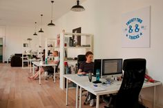 Awesome offices: Inside 13 fantastic startup workspaces in Amsterdam
