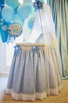 Project Nursery - Bassinet