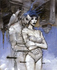 Enki Bilal is one of France's best comic book writers and artists.
