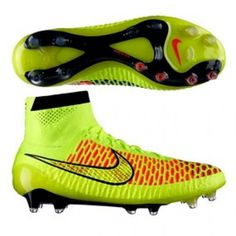 Football Boots Nike Magista Obra Black History Month. See More. #NIKE  MAGISTA OBRA FG VOLT -- Magista Obra FG in volt/metallic gold