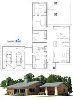 Casa planta baja / 3 dormitorios