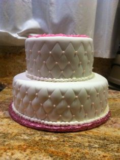 ideas for baptism cake