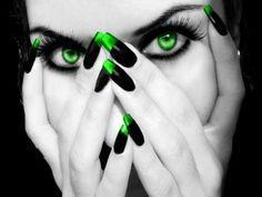 Galeria de fotos para tu blog o webpage: Splash of green(Verde)